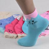 Детские носки Котики