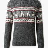 Фирменный свитер c&a германия р.м,