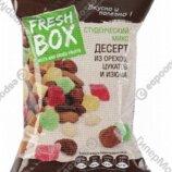 Десерт «Fresh Box» из орехов, цукатов и изюма, 150 г. Страна производства БЕЛАРУСЬ