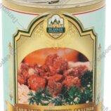Консервы мясные «Говядина тушеная вкусная» в соусе, 340 г.