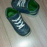 Ботинки Ecco р.22 стелька 14 см.