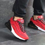 Nike Air Max 95 Max 270 кроссовки мужские демисезонные красные 7579