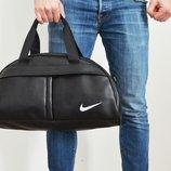 Сумка мужская, в дорогу, в зал, спортивная сумка, Найк