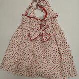 Платьеце-Сарафан sugar club на 1-2 годика