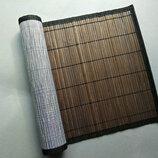 Подставка Бамбуковый коврик Vintage Сервировочный под тарелку под горячее Циновка