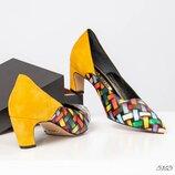 Эксклюзивные туфли. Бренд Modus Vivendi