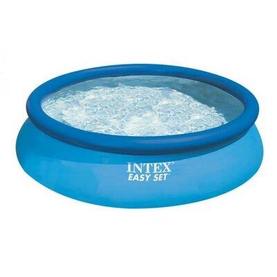 Бассейн надувной INTEX с фильтр-насосом 28122NP. Al.