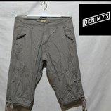Брендові бріджі чоловічі Denim 73 M Великобританія брюки шорты мужские