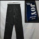Брендові штани джинсові жіночі Joy Brain Built XS Італія брюки джинсы женские