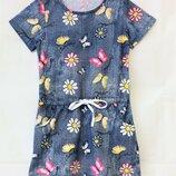 Низкая цена- супер качество Стильные платья для девочки Венгрия