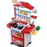 Кухня игрушечная детская, игровая кухня, с аксессуарами. Польша. И.