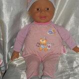 шикарный пупс младенчик Чу Чу Chou Chou Zapf Creation Германия оригинал клеймо 36 см