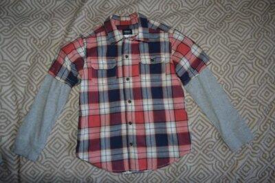 Рубашка Carter's на 5 лет рост 110 Сша