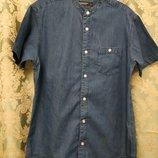 Фирменная джинсовая рубашка Cedarwood State р.M