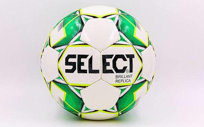 Мяч футзальный 4 ST Brillant 8260 PU, ручная сшивка