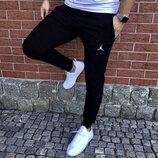Спортивные мужские штаны Jordan штани спортивні чоловічі трикотаж