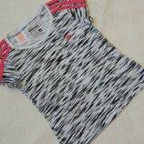Big sale Стильная футболка Adidas оригинал на 7-8 лет