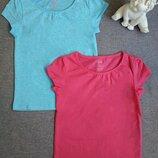 Футболки для девочки H&M футболка 1.5-2 года