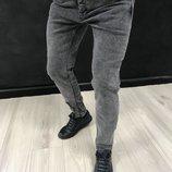 Стильные мужские джинсы ZARA 30-38