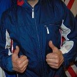 Спортивная фирменная курточка ветровка Италия бренд Outdoor.л-хл