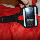 Спортивний фирменний чехол для телефона .