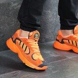 Кроссовки мужские Adidas Yung orange