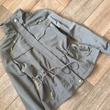 Куртка парка, весняна. Дуже стильна, ідеальний стан. Marks Spenser