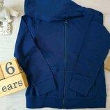 Спортивная кофта для девочки OVS 5-6 лет кофта с капюшоном кофточка