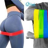 Резинка для фитнеса, фитнес эспандер, кроссфит, резинка, петли, ленты