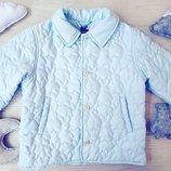 Деми курточка для девочки 1.5-3 года курточка демисезонная куртка