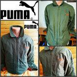 Превосходная теплая куртка от Puma, оригинал, р.XXL, пр-во Таиланд