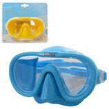 Маска для плавания AquaFlow Intex 55916 2 цвета, от 8 лет