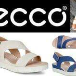 Босоножки ECCO Touch 2-Strap Plateau