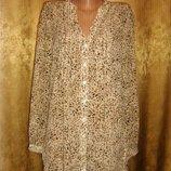 Нежная блуза от немецкого бренда Gina Benotti, в новом состоянии