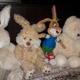 Мягкие игрушки крупные по 150 грн