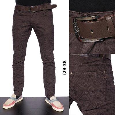 джинсы с ремнем новинки