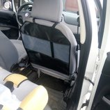 Защитный чехол на спинку переднего сидения, органайзер