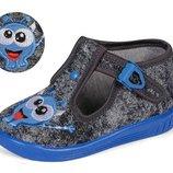 Детская текстильная обувь Польша