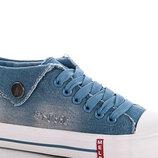 Кеды COMFORT-BABY голубые 36-40 Код 500-31