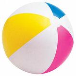 Мяч 61см надувной пляжный Intex 59030