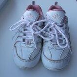 Кроссовки светящиеся для девочки 29 размер Next