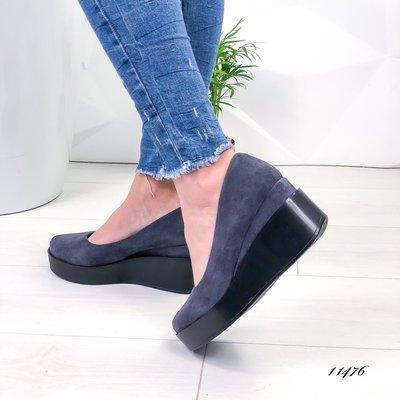 1800e45105ab Женские туфли на танкетке