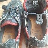 Кожаные кроссовки Geox