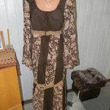 костюм les Gonzesses de Paris женский нарядный 44 р отл. сост обмен