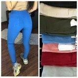 разные цвета м,л,хл,ххл джеггинсы джинсы леггинсы
