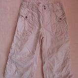 штанишки для девочки рост 110