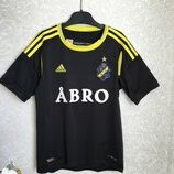 Футбольная футболка на мальчика 9-10 лет, adidas