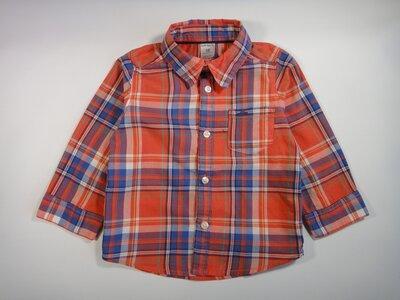 Тоненькая рубашка Carter s 18 мес