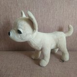 Мягкая игрушка собачка чихуахуа
