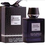 Парфюмерия духи Fragrance World Black Leather Men Аналог парфюмов Creed Aventus